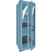"""Shelving for Taper 50 - 30""""Wx24""""Dx87""""H Everest Blue"""