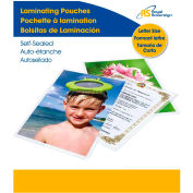 """Royal Sovereign® Cold Self Sealing Laminating Pouches, 9""""X11.5"""", 12 Mil, 10 Pack"""