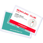 """Royal Sovereign® Driver's License Thermal Laminating Pouches, 2-3/8""""X3-5/8"""", 10 Mil, 100 Pack"""