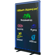 Royal Sovereign Double Sided LED Rewritable Sign Board