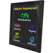"Royal Sovereign Rewritable Sign Board 20"" x 24"""