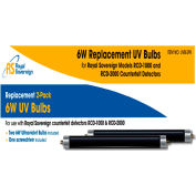 Royal Sovereign® Replacement Ultraviolet Bulbs UVB-2PK for the RCD-1000 & RCD-2000 - Pkg Qty 2