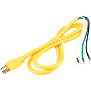 Replacement GFCI Cord for Electric Floor Scrubbers