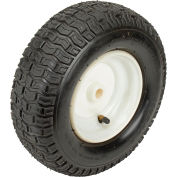 "Replacement 13"" Rubber Wheel for Global Industrial™ Universal Spreader 640788"