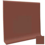 "Cove Base 700 Series TPR 4""X1/8""X48"" - Russet"