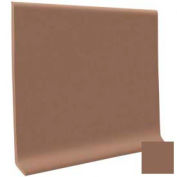 "Cove Base 700 Series TPR 4""X1/8""X48"" - Toffee"