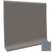 "Cove Base Vinyl 4""X1/8""X48"" - Dark Gray"