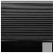 "Stair Tread Rubber Square Nose 42""L - Slate"