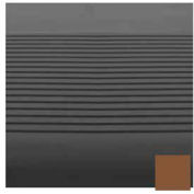 "Stair Tread Rubber Round Nose 48""L - Chameleon"