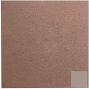 Rubber Tile Texture Pattern Design 50cm - Pewter