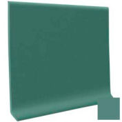 "Cove Base Pinnacle Rubber 4""X1/8""X120' Coil - Hunter Green"