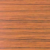 "ROPPE Premium Vinyl Wood Plank WP4PXP034, 4""L X 36""W X 1/8"" Thick, Tanned Zebra"