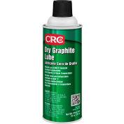 CRC Dry Graphite Lube, 10 Wt Oz, Aerosol, Black - Pkg Qty 12