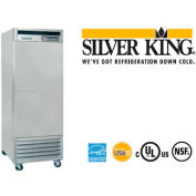 "Silver King Commercial Refrigerator Upright Single Door Reach-In 20.5 Cft 5"" Casters Model SKBR1 by"