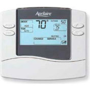 Aprilaire® Non-Programmable Heat Pump 2 Heat/1 Cool Thermostat with Emergency Heat
