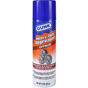 GUNK® Heavy Duty Citrus Degreaser, 15 oz. Aerosol - CTD15 - Pkg Qty 12