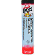 Liquid Wrench® Extreme Pressure Red Grease, 14 oz. Tube - GR016 - Pkg Qty 10