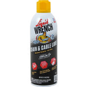 Liquid Wrench® Chain & Cable Lube, 11 oz. Aerosol - L711 - Pkg Qty 12