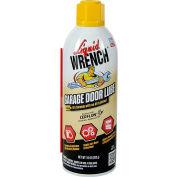 Liquid Wrench® Garage Door Lube, 10 oz. Aerosol - LGL10 - Pkg Qty 12