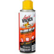 Liquid Wrench® Lock & Hinge Dry Lube, 4.5 oz. Aerosol - LHL04/6 - Pkg Qty 6