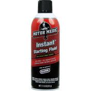 Motor Medic® Instant Starting Fluid, 11 oz. Aerosol - M3515 - Pkg Qty 12