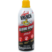 Liquid Wrench® Silicone Spray, 11 oz. Aerosol - M914 - Pkg Qty 12