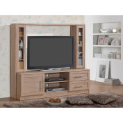 """Techni Mobili Entertainment Center with Storage for TV's up to 50"""" - Sand"""