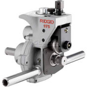 RIDGID® Model No. 975 Combo Roll Groover