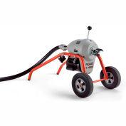 RIDGID® K-1500 B Frame W/Pin Key, Rear Guide Hose & Mitt, 230V, 50HZ, 710RPM, 3/4HP