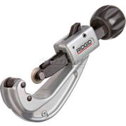 "RIDGID® Model No. 154-P Quick-Acting Tubing Cutter Above W/Wheel For Plastic,1-1/2""-4"" Capacity"