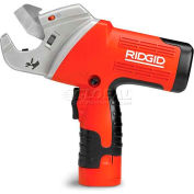 RIDGID® Tc-40 Powered Plastic Pipe & Tube Cutter Battery 12V Li-Ion