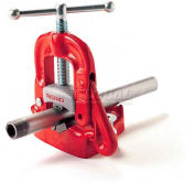 "RIDGID® 40110 Model No. 27 Bench Chain Vise, 1/8""-6"" Pipe Capacity"
