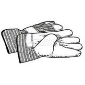 RIDGID® Drain Cleaning Leather Gloves, For Use W/RIDGID® Tools