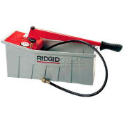 "RIDGID® Model No. 1450 Pressure Test Pump, 725 Psi, 1/2"" Npt"
