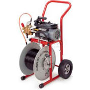 RIDGID 62697 KJ-1750 Electric Jetter W/Dual Pulse & H-30 Cart