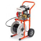 RIDGID® KJ2200 Gas Jetter W/H30 Cart