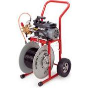 """RIDGID® 67332 KJ-1750 Electric Jetter W/H-10 Cart, 3/16 & 1/8"""" Hoses"""