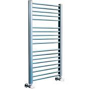 Myson Hydronic Towel Warmer Steel COS126CH Chrome 2120 BTU/H