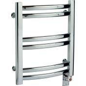 Myson Electric Towel Warmer Brass ECMH-3/1SN Satin Nickel 110V