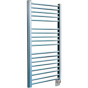 Myson Electric Towel Warmer Steel EECOSH-86SN Satin Nickel 110V