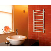 Myson Hydronic Towel Warmer Stainless Steel ELE1M Brushed Stainless 1350 BTU/H