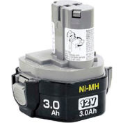 Makita® 1931575, 12v (2.6ah) Ni-Mh Battery (Pod Style)