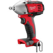 "Milwaukee 265-20 M18 Cordless 1/2"" Impact Wrench W/ Pin Detent (Bare Tool Only)"