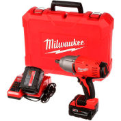 "Milwaukee® 2663-22 M18™ Cordless 1/2"" High Torque Impact Wrench W/Friction Ring Kit"