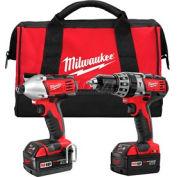 Milwaukee® 2697-22 M18™ Cordless Li-Ion 2-Tool Combo Kit