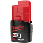 Milwaukee® 48-11-2401 12V Li-Ion M12™ Battery 1.5Ah Compact