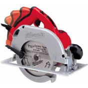 "Milwaukee® 6394-21 7-1/4"" Circular Saw W/ QUIK-LOK® Cord, Brake and Case"