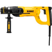 "DeWALT D25262K 1"" D-Handle SDS Hammer with Shocks Three Mode"