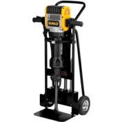 DeWALT® D25980K Pavement Breaker with Hammer Truck and Steel