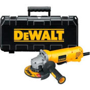 "DeWALT® DWE402K 4-1/2"" (115mm) Small Angle Grinder Kit"